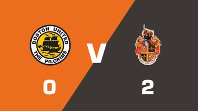 Highlights: Boston United vs Spennymoor Town