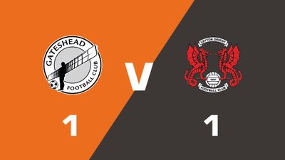 Highlights: Gateshead vs Leyton Orient