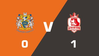 Highlights: Stockport County vs Alfreton Town