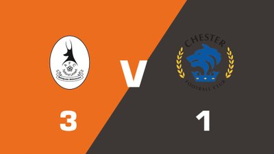Highlights: AFC Telford United vs Chester
