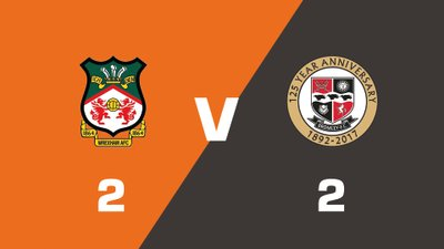 Highlights: Wrexham vs Bromley