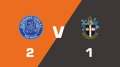 Highlights: Aldershot Town vs Sutton United