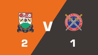 Highlights: Barnet vs Dagenham & Redbridge
