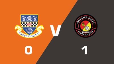 Highlights: Eastleigh vs Ebbsfleet United