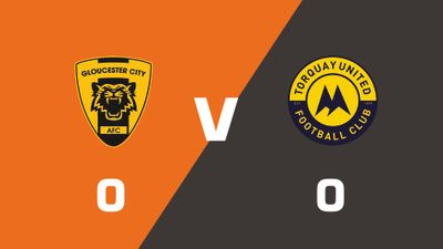 Highlights: Gloucester City vs Torquay United