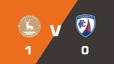 Highlights: Hartlepool United vs Chesterfield