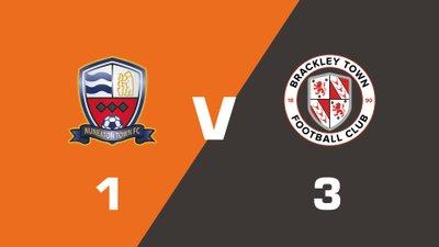Highlights: Nuneaton Borough vs Brackley Town