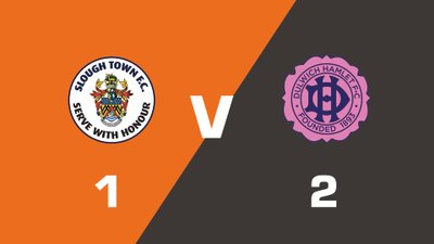 Highlights: Slough Town vs Dulwich Hamlet