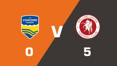 Highlights: Concord Rangers vs Welling United