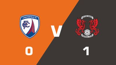Highlights: Chesterfield vs Leyton Orient