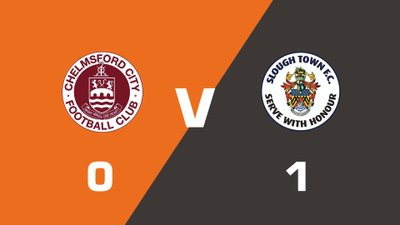 Highlights: Chelmsford City vs Slough Town
