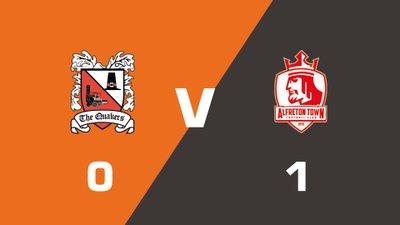 Highlights: Darlington vs Alfreton Town