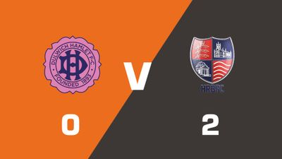 Highlights: Dulwich Hamlet vs Hampton & Richmond Borough