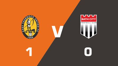Highlights: East Thurrock United vs Bath City