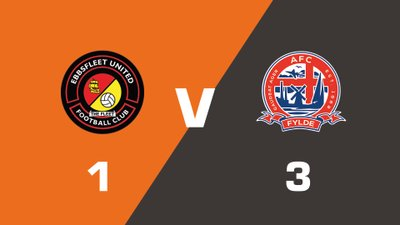 Highlights: Ebbsfleet United vs AFC Fylde