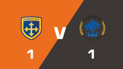 Highlights: Guiseley vs Chester