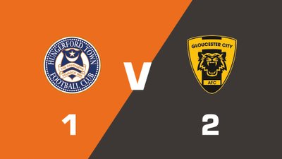 Highlights: Hungerford Town vs Gloucester City
