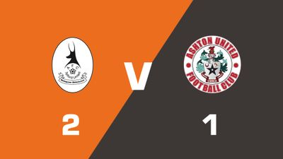 Highlights: AFC Telford United vs Ashton United