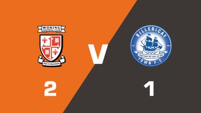 Highlights: Woking vs Billericay Town