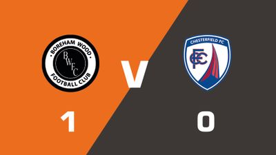 Highlights: Boreham Wood vs Chesterfield