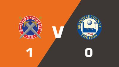 Highlights: Dagenham & Redbridge vs Braintree Town
