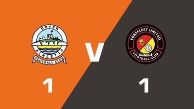 Highlights: Dover Athletic vs Ebbsfleet United