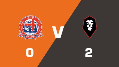 Highlights: AFC Fylde vs Salford City