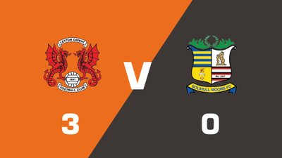 Highlights: Leyton Orient vs Solihull Moors