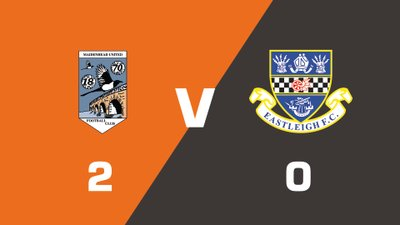 Highlights: Maidenhead United vs Eastleigh