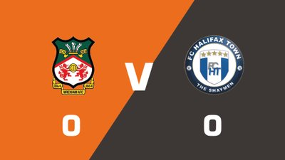 Highlights: Wrexham vs FC Halifax Town