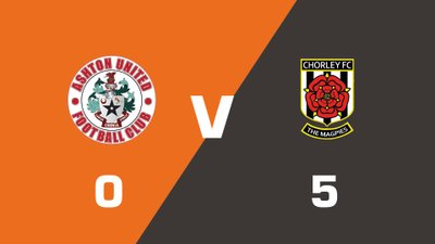 Highlights: Ashton United vs Chorley