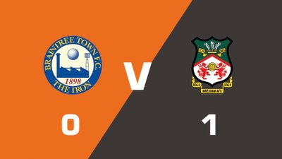 Highlights: Braintree Town vs Wrexham