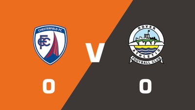 Highlights: Chesterfield vs Dover Athletic