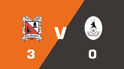 Highlights: Darlington vs AFC Telford United