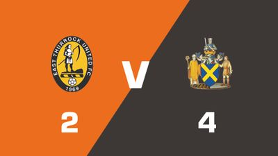 Highlights: East Thurrock United vs St Albans City