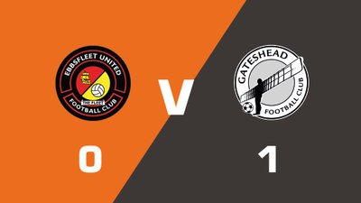Highlights: Ebbsfleet United vs Gateshead