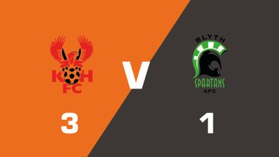 Highlights: Kidderminster Harriers vs Blyth Spartans