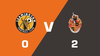 Highlights: Leamington vs Spennymoor Town
