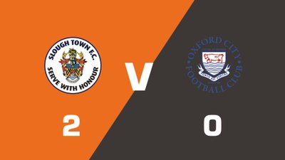 Highlights: Slough Town vs Oxford City