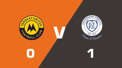 Highlights: Torquay United vs Chippenham Town