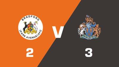 Highlights: Bradford Park Avenue vs Altrincham