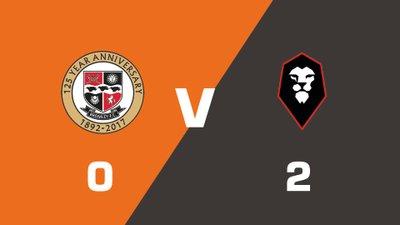 Highlights: Bromley vs Salford City
