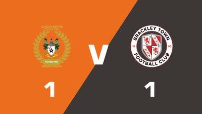 Highlights: Curzon Ashton vs Brackley Town