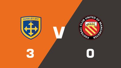 Highlights: Guiseley vs FC United Of Manchester