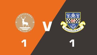 Highlights: Hartlepool United vs Eastleigh