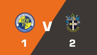 Highlights: Havant & Waterlooville vs Sutton United