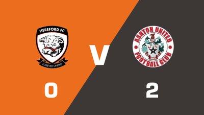 Highlights: Hereford vs Ashton United