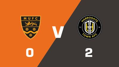 Highlights: Maidstone United vs Harrogate Town