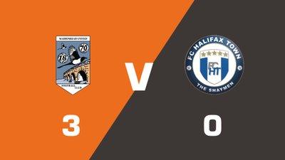 Highlights: Maidenhead United vs FC Halifax Town