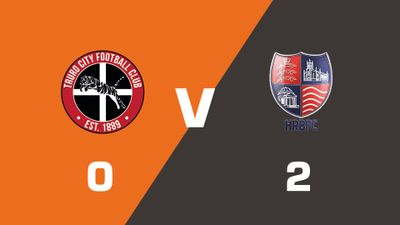 Highlights: Truro City vs Hampton & Richmond Borough